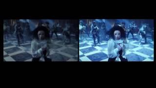 Michael Jackson   2Bad   Enhanced Comparison