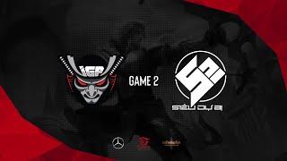 ESL Vietnam Championship - Liên Quân Mobile: HTVC IGP Gaming vs SDB - Game 2