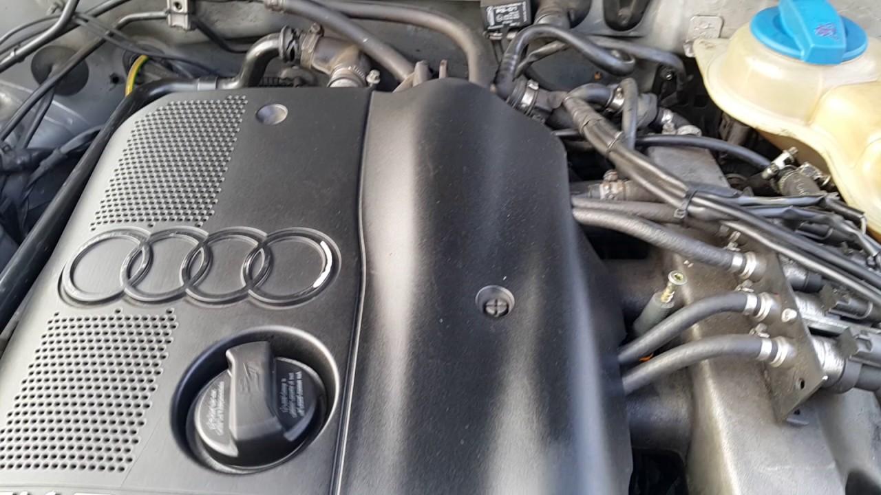 Audi A6 C5 1 8t Prawid Owe Dzia Anie Odmy