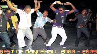 Dancehall Best of 2000 - 2005 (Sean Paul,Beenie,Bounty,Elephant Man,Kartel & More Mix pt 1 - Stafaband