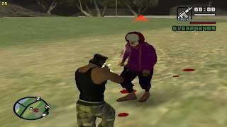 Misterios de GTA San Andreas (GTA Terror mod)(Parte 1)