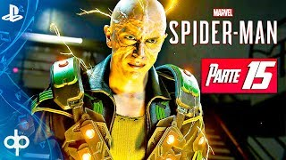 SPIDERMAN PS4 Parte 15 Spiderman vs Electro & Buitre PS4 PRO | Gameplay Español