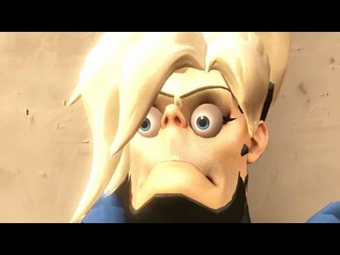 Mercy is Evil (Overwatch Animation)