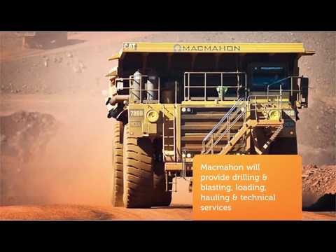 Macmahon Awarded $250 Million Mining Services Contract for Mt Morgans Gold Mine