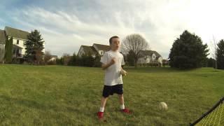 Will - Spring Training Baseball - Gopro