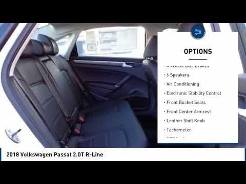 2018 Volkswagen Passat Salinas CA V2136