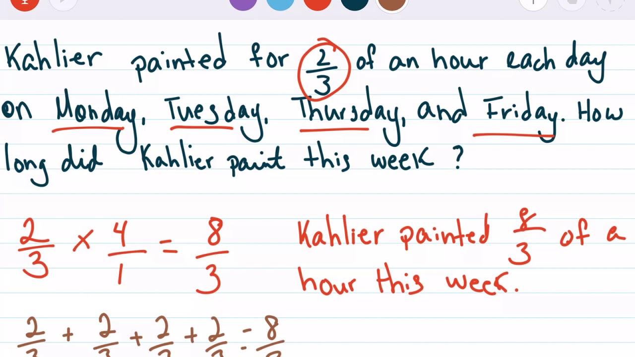 Chapter 2: fractions and decimalsmr. mac