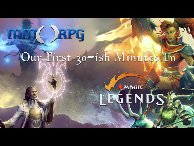 Check Out Magic: Legends' Prologue And First Mission Here