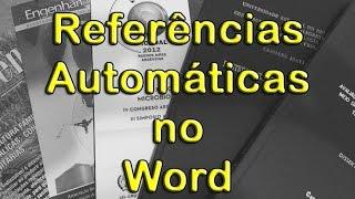 Referências Bibliográficas Automáticas no Word e nas normas ABNT - passo a passo thumbnail