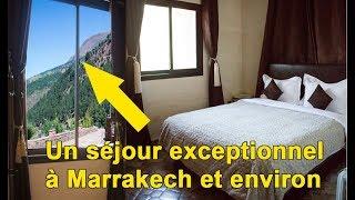 hotel de luxe marrakech pas cher,auberge Oukaimeden, Ourika,Imlil, Asni