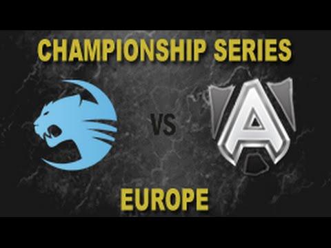 ROC vs ALL - 2014 EU LCS Summer W11D1