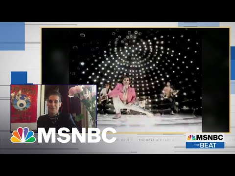 Iconic 'Jane's Addiction' Rocker Unveils MSNBC Inspired New Song | The Beat With Ari Melber