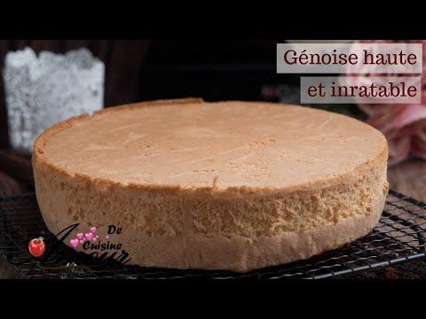 génoise-haute-et-inratable,-recette-de-genoise-facile-et-légère