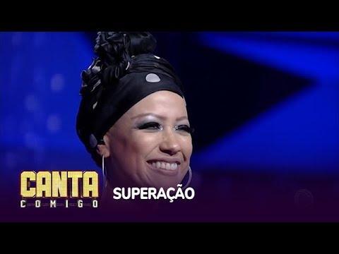 Mamá Trindade emociona 77 jurados ao cantar trilha sonora do filme O Rei do Show