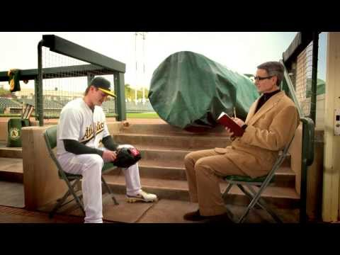 "OAKLAND A'S - ""TARP THERAPY"" - HUB TV"