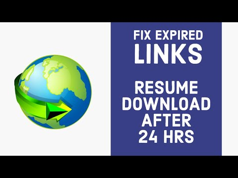 how-to-resume-download-after-24-hours-|-fix-expired-links-on-idm-|-download-big-files-on-idm