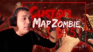 Custom Map Zombie #51 : Spectrum + Fantominus+ UMP45 MW2 reste une légende !! + Mega couteaux !!