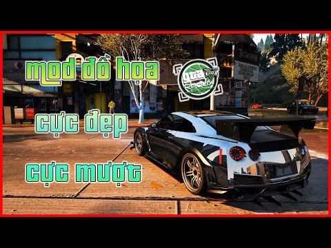Hướng dẫn mod đồ họa GTA 5 Redux v1.9 - Cực đẹp - Cực mượt - Thành công 100%
