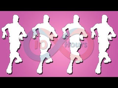 Fortnite Default Dance 10 Hours (fixed loop!)