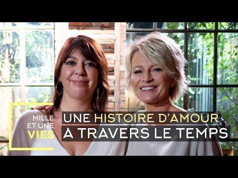 Histoire d'amour : séparés pendant 30 ans, Marina Gayet et Richard se retrouvent - Mille et une vies