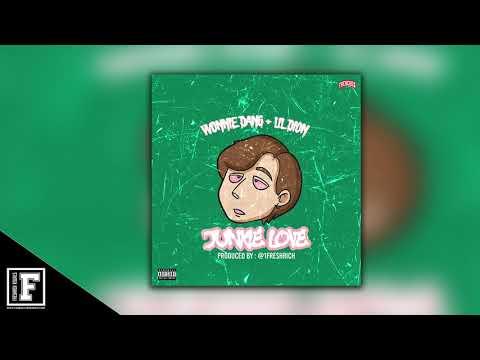 Wonnie Dang - Junkie Love Ft. Lil Dion [ Prod. @1FreshRich ] ( Official Audio )