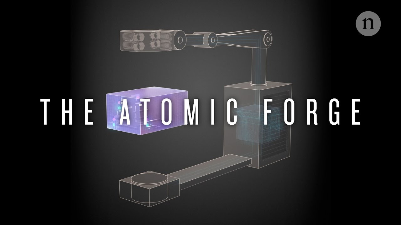 Fire up the atom forge : Nature News & Comment