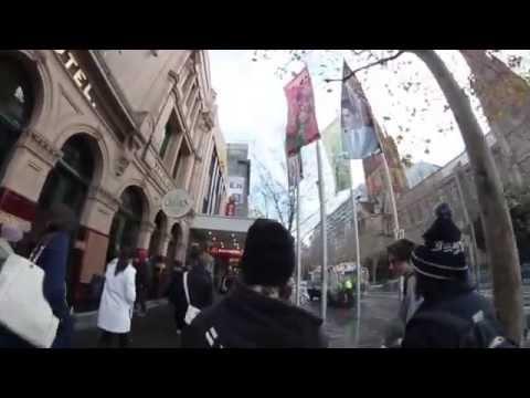 Melbourne Day Edit