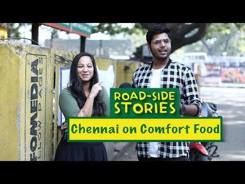 Chennai on Comfort Food - Road Side Stories | Put Chutney