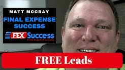 Free final expense leads, how to generate them