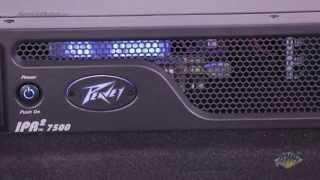 Peavey IPR2 7500 Power Amplifier - Peavey IPR2 7500