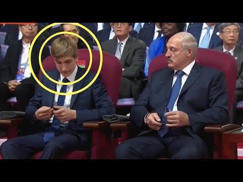 Николай Лукашенко почти готов сменить отца. НУ И НОВОСТИ! #41 - Видео с YouTube на компьютер, мобильный, android, ios