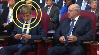 Николай Лукашенко почти готов сменить отца. НУ И НОВОСТИ! #41