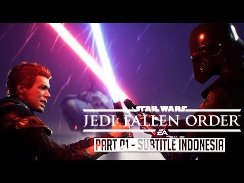 Star Wars Jedi Fallen Order Gameplay Walkthrough Subtitle Indonesia Part 1 - Prologue