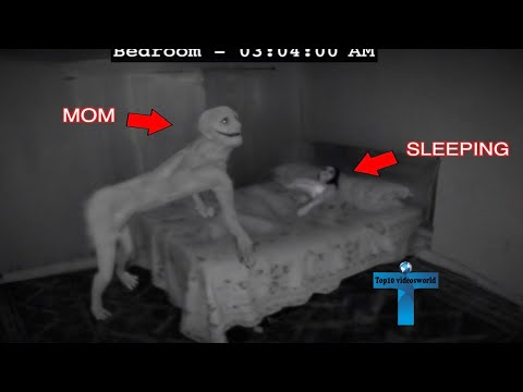 Top 12 Scary Videos Only A REAL ONE Can Handle - Unbelievable Mysterious Ghost Videos