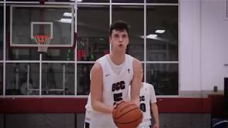 Greensburg Central Catholic Boys basketball vs St Joes 1-18-19