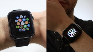 FAKE Apple Watch en français