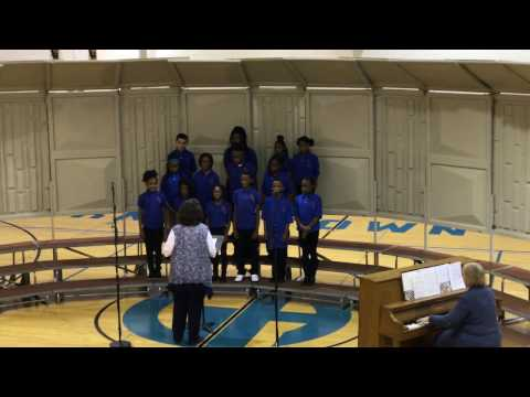 Roosevelt Magnet School 5th and 6th Grade Chorus