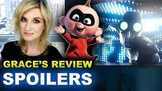 The Incredibles 2 SPOILER Review
