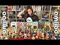 INSANE Nintendo Amiibo Collecting - Kelsey's Collection