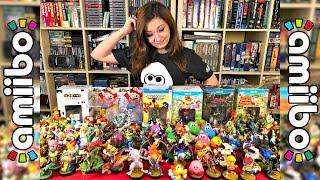 INSANE Nintendo Amiibo Collecting - Kelsey