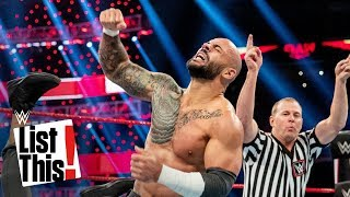 5 Superstars with the most wins in 2019: WWE List This!