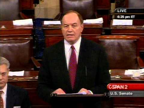 senator richard shelby speech in opposition to H.R.1424 wall street bail out