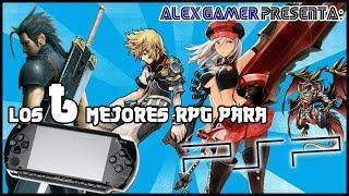 Top: Los 6 mejores RPG para PSP