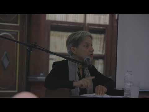 """Judith Butler:""""Gender In Translation: Beyond Monolingualism"""""""