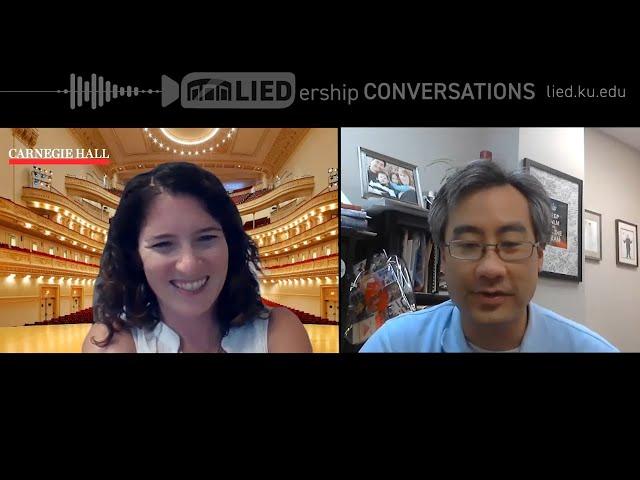 Sara Villagio—LIEDership Conversation