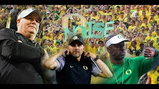 Oregon Ducks football - and Ducks fans - have been here before