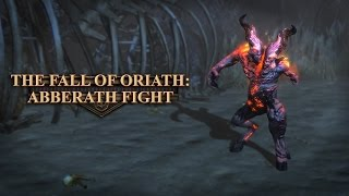 Path of Exile: The Fall of Oriath Teaser - Abberath Fight