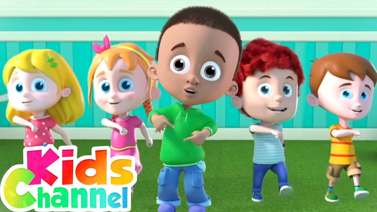 Five Little Schoolies | Nursery Rhymes And Kids Song | Cartoon Videos from Kids Channel