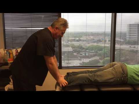 Foot Adjustments & Whole Body Adjustments By Houston Chiropractor Dr Gregory Johnson