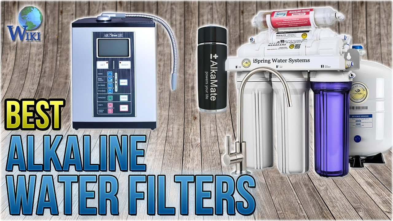 best alkaline water filter machine